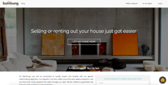 Bumbung launches new marketplace segment for homeowners