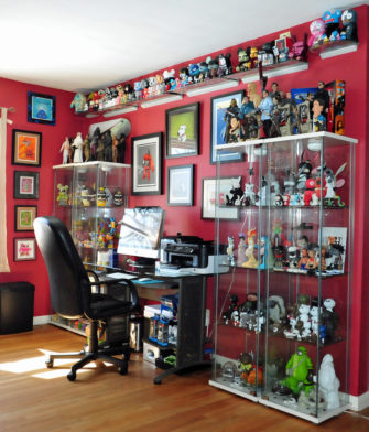 Steps to create the ultimate game room