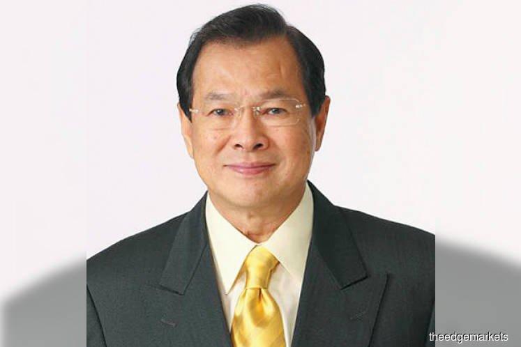 Malaysian Billionaire 2020 Malaysian Billionaire 2020 Tan Sri Dr Chen Lip Keong