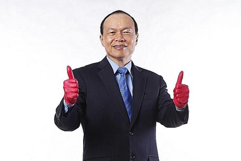 Malaysian Billionaire 2020 Tan Sri Dr Lim Wee Chai